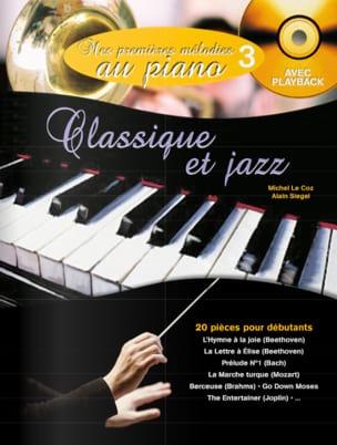 Mes Premières Mélodies au Piano volume 3 laflutedepan
