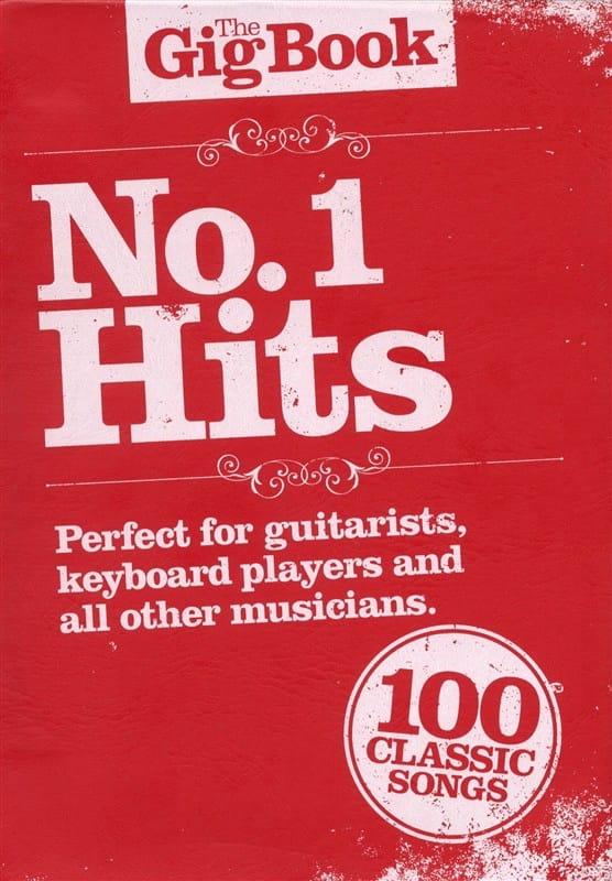 The Gig Book - N° 1 Hits - Partition - laflutedepan.com