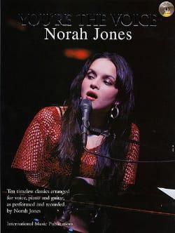 Norah Jones - You're The Voice - Partition - di-arezzo.com
