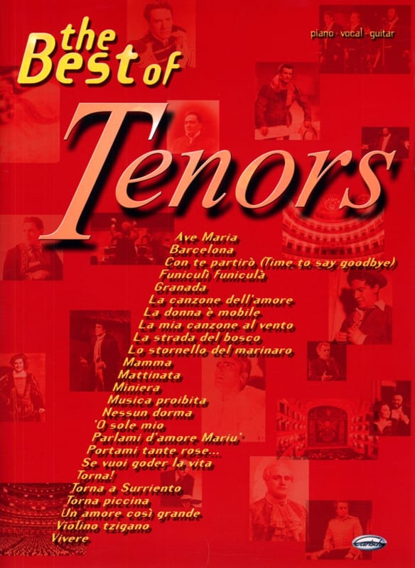 The Best Of Tenor - Partition - laflutedepan.com