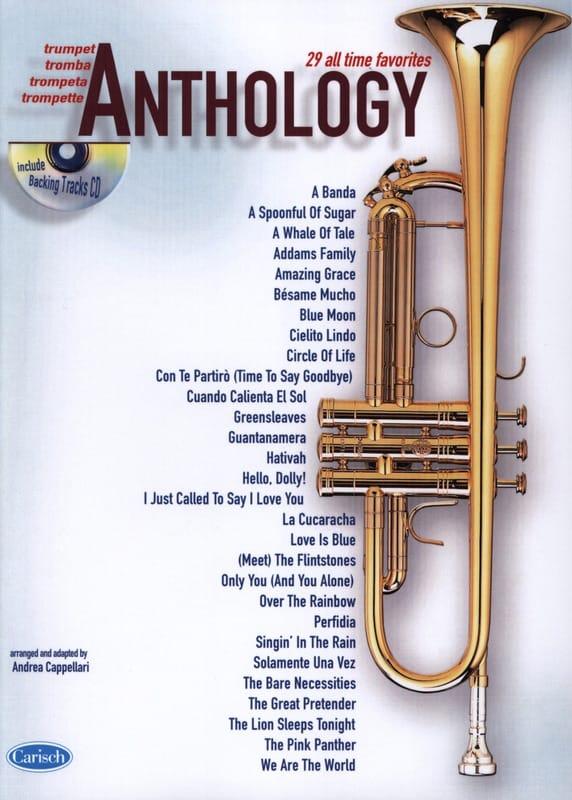 Anthology Volume 1 - Partition - Trompette - laflutedepan.com