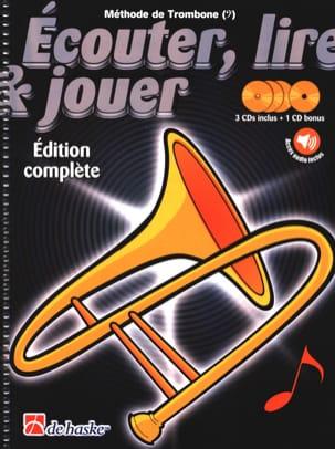 Ecouter Lire et Jouer - Méthode de trombone - Edition Complète laflutedepan