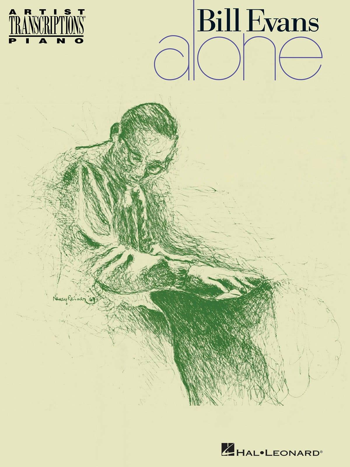 Alone - Bill Evans - Partition - Jazz - laflutedepan.com
