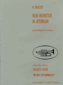 Non Morietur In Eaternum - Henri Sauguet - laflutedepan.com