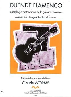 Duende Flamenco Volume 4b - Tangos, tientos et farruca laflutedepan