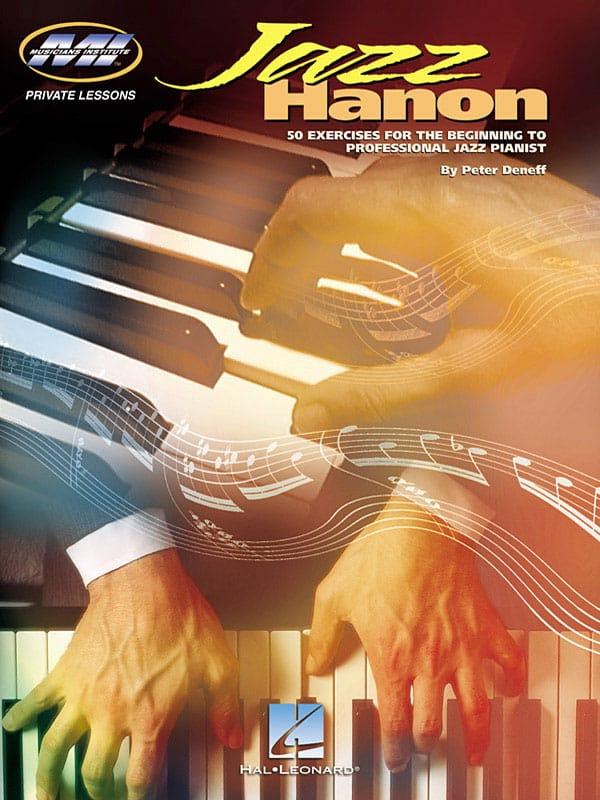 Jazz Hanon - Peter Deneff - Partition - Jazz - laflutedepan.com