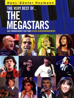 The Very Best Of... The Megastars Partition laflutedepan