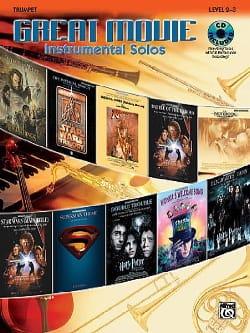 Great movie instrumental solos Partition Trompette - laflutedepan
