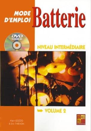 Mode D' Emploi Batterie Volume 2 - laflutedepan.com