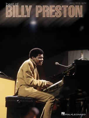 Best Of Billy Preston - Billy Preston - Partition - laflutedepan.com