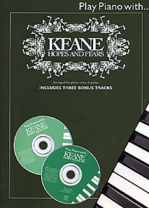Hopes And Fears, Play Piano With... - Keane - laflutedepan.com