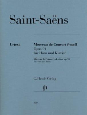 Morceau de Concert en Fa mineur opus 94 - laflutedepan.com