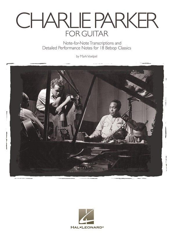 Charlie Parker For Guitar - Charlie Parker - laflutedepan.com
