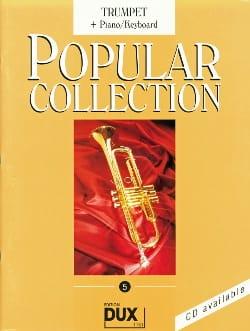 Popular collection volume 5 Partition Trompette - laflutedepan