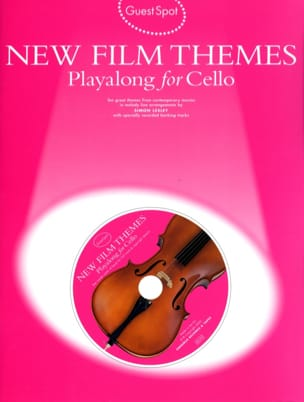 Guest Spot - New Film Themes Play-Along For Cello - laflutedepan.com