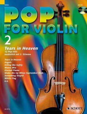 Pop for Violin Volume 2 - Tears In Heaven Partition laflutedepan