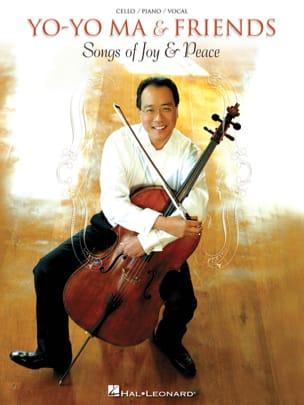 Songs of Joy & Peace Yo-Yo Ma & Friends Partition laflutedepan