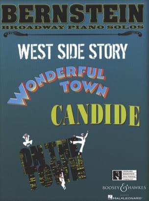 Leonard Bernstein - Bernstein Broadway Piano Solos - Partition - di-arezzo.com