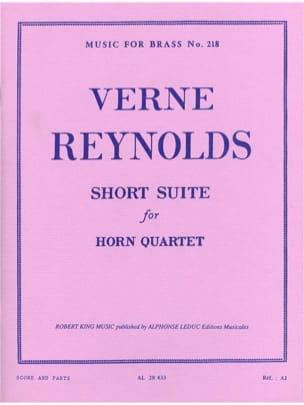 Short Suite Verne Reynolds Partition Cor - laflutedepan