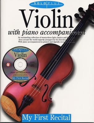 Solo Plus My First Recital - Partition - Violon - laflutedepan.com