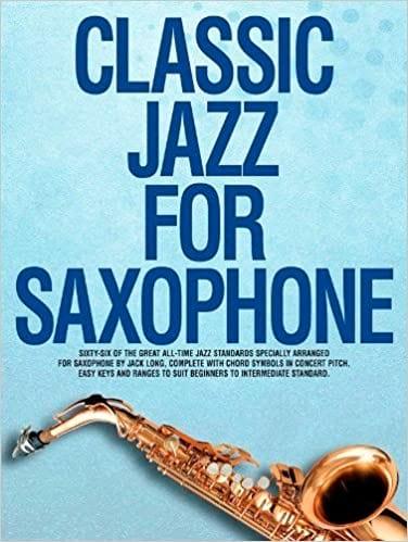 Classic Jazz For Saxophone - Partition - laflutedepan.com