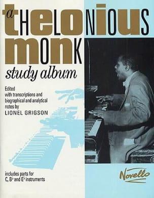 Thelonious Monk - Álbum de estudio - Partition - di-arezzo.es