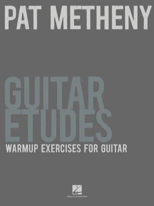 Pat Metheny Guitar Etudes - Warmup Exercices for Guitar laflutedepan