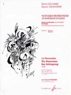 10 Etudes récréations volume 1 - laflutedepan.com