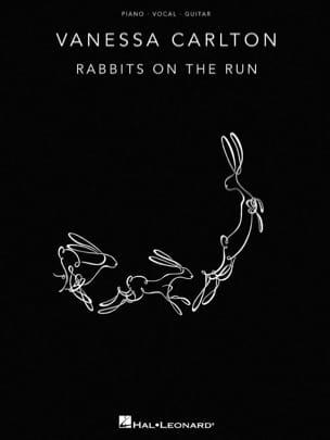 Rabbits On the Run Vanessa Carlton Partition Pop / Rock - laflutedepan