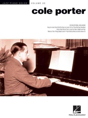 Jazz Piano Solos Series Volume 30 - Cole Porter laflutedepan