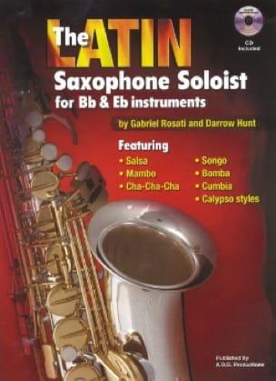 The Latin Saxophone Soloist For Bb & Eb Instruments - laflutedepan.com