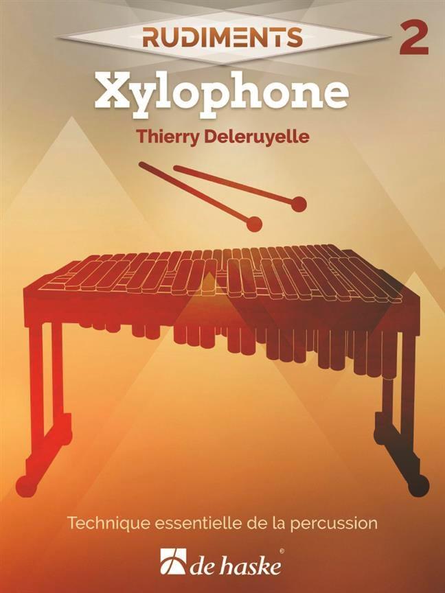 Rudiments 2 - Xylophone - Thierry Deleruyelle - laflutedepan.com