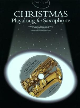 Guest Spot - Christmas Playalong For Saxophone laflutedepan