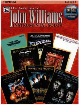 The very best of John Williams - Instrumental solos laflutedepan