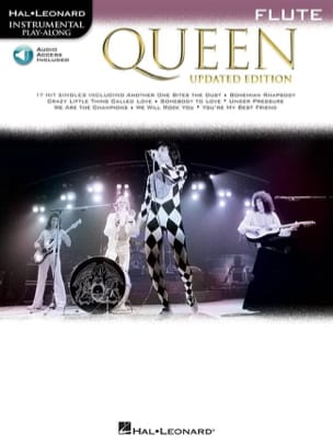 Queen - Updated Edition Queen Partition laflutedepan