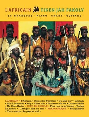 Best Of Tiken Jah Fakoly - Tiken Jah Fakoly - laflutedepan.com