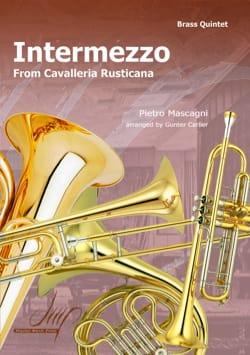 Intermezzo - Quintette de Cuivres Pietro Mascagni laflutedepan