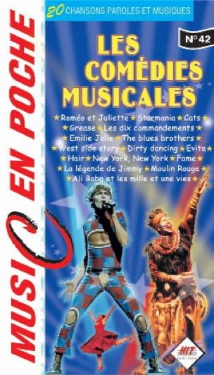 Music en poche N° 42 - les Comédies Musicales - laflutedepan.com