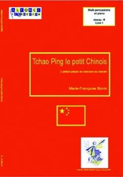 Tchao Ping le Petit Chinois Marie-Françoise Bonin laflutedepan