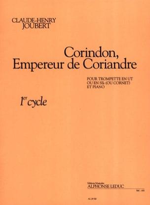Corindon, Empereur de Coriandre Claude-Henry Joubert laflutedepan