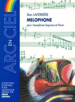 Mélophone Stan Laferrière Partition Saxophone - laflutedepan