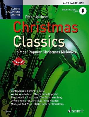 Christmas Classics Partition Saxophone - laflutedepan