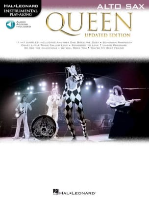 Queen - Updated Edition Queen Partition Saxophone - laflutedepan