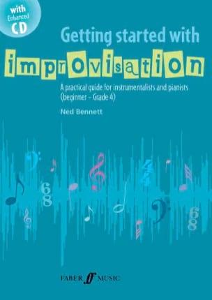 Getting Started With Improvisation - Ned Bennett - laflutedepan.com