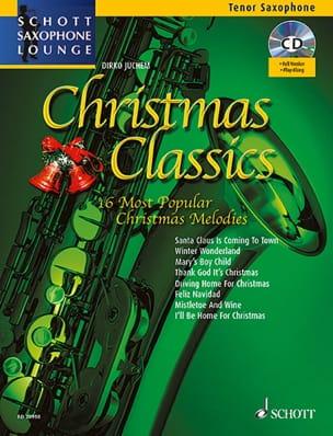 Christmas Classics Noël Partition Saxophone - laflutedepan