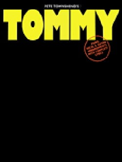 Tommy The Who Partition Pop / Rock - laflutedepan