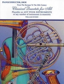 Classical Quartets For All Partition Trombone - laflutedepan