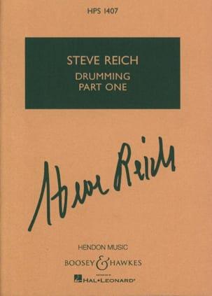 Steve Reich - tambores - Partition - di-arezzo.es
