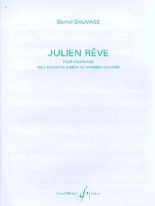 Julien Rêve - Daniel Sauvage - Partition - laflutedepan.com