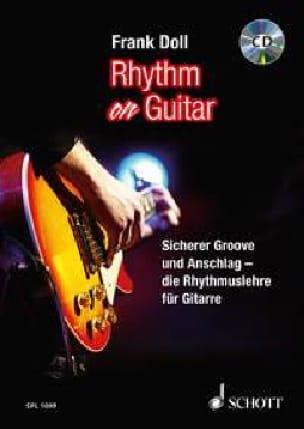 Rhytm on Guitar - Frank Doll - Partition - Guitare - laflutedepan.com
